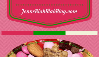 Looking For Valentine's Day Recipe Ideas Try Valentine's Day Trail Mix