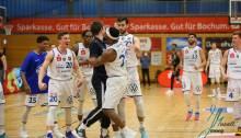 VfL SparkassenStars Bochum gegen WWU Baskets Münster am 1.Mai 2021