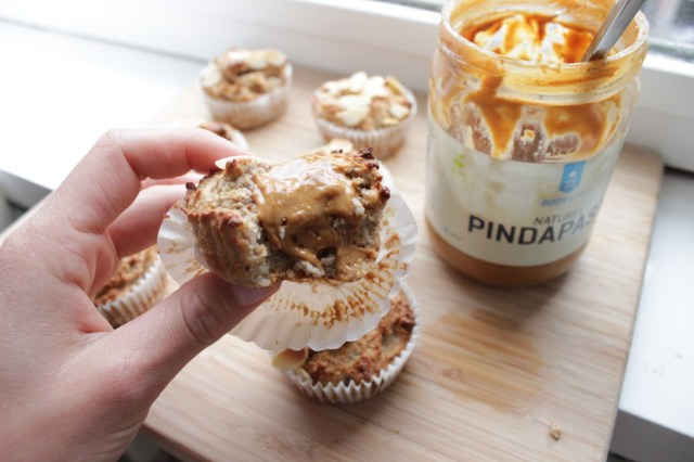 banaan muffins