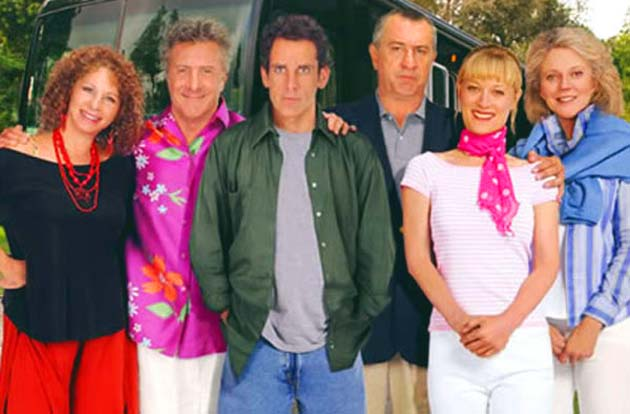 cast and crew of meet the fockers