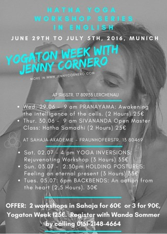 munich yoga workshops