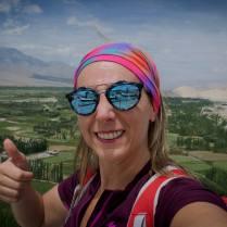 Diskit Monastery -Nubra Valley