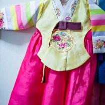 koreanska folkdräkter