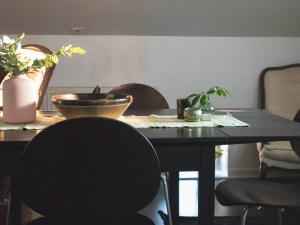 ett soligt kök