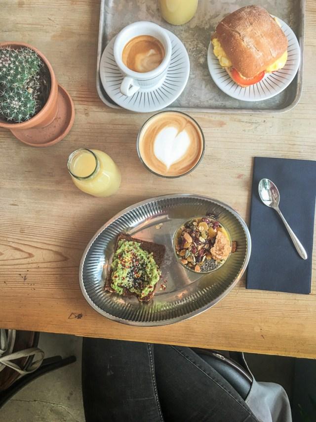 Frukost på Foo Kafé