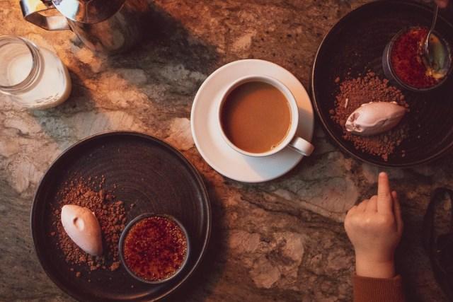 café gazette efterrätt