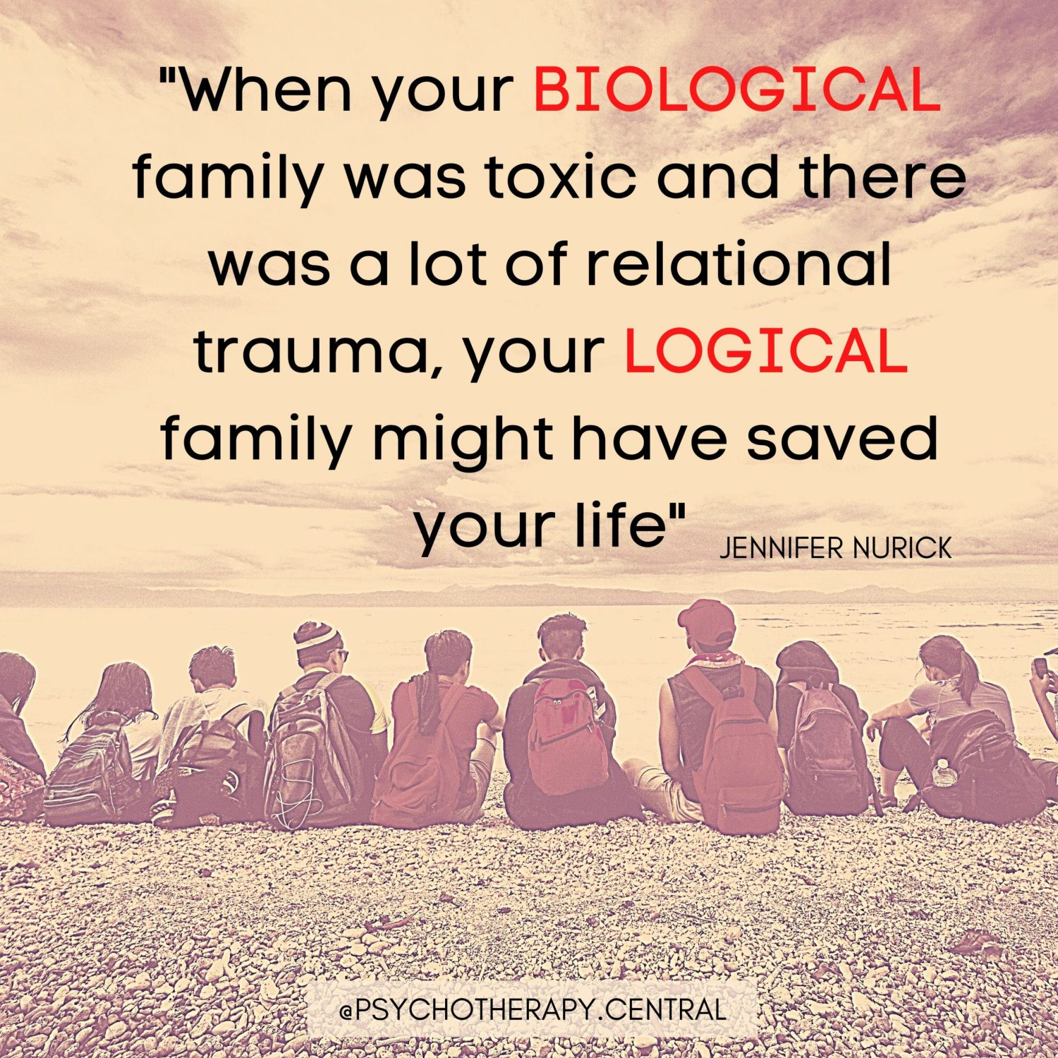 Biological and Logical Family