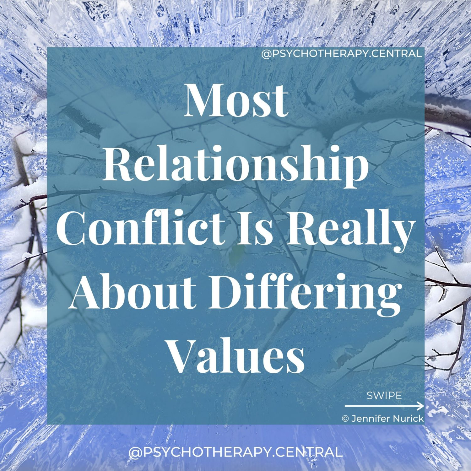 Most Relationship Conflict Is Really About Differing Values: Helpful discussions to have come from questions like: Look at a list of values. What are your top three values? Why are these things important to you? What has made these values important to you? What are your simple pleasures in life? Do you value honesty in our relationship? What does the interplay of: work and family work and friends friends and family look like for you now and in the future? How do you show your love? What makes you feel loved?