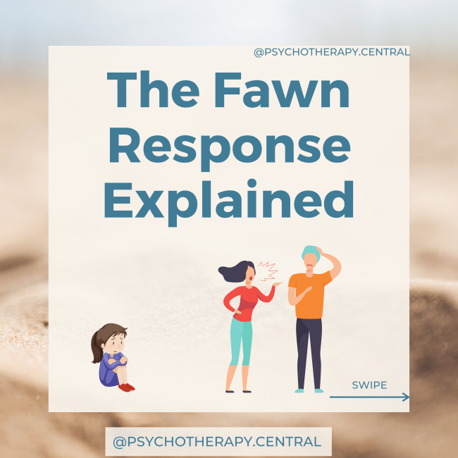The Fawn Response Explained