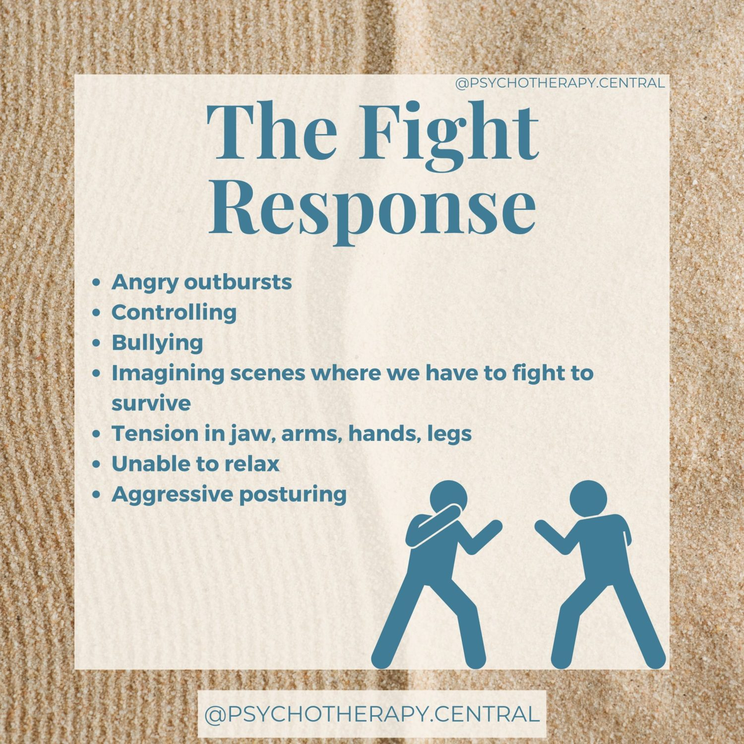 The Fight Response