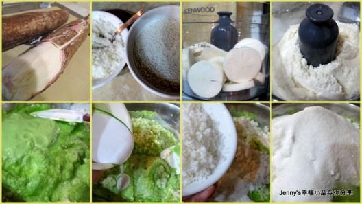 tapioca kuih