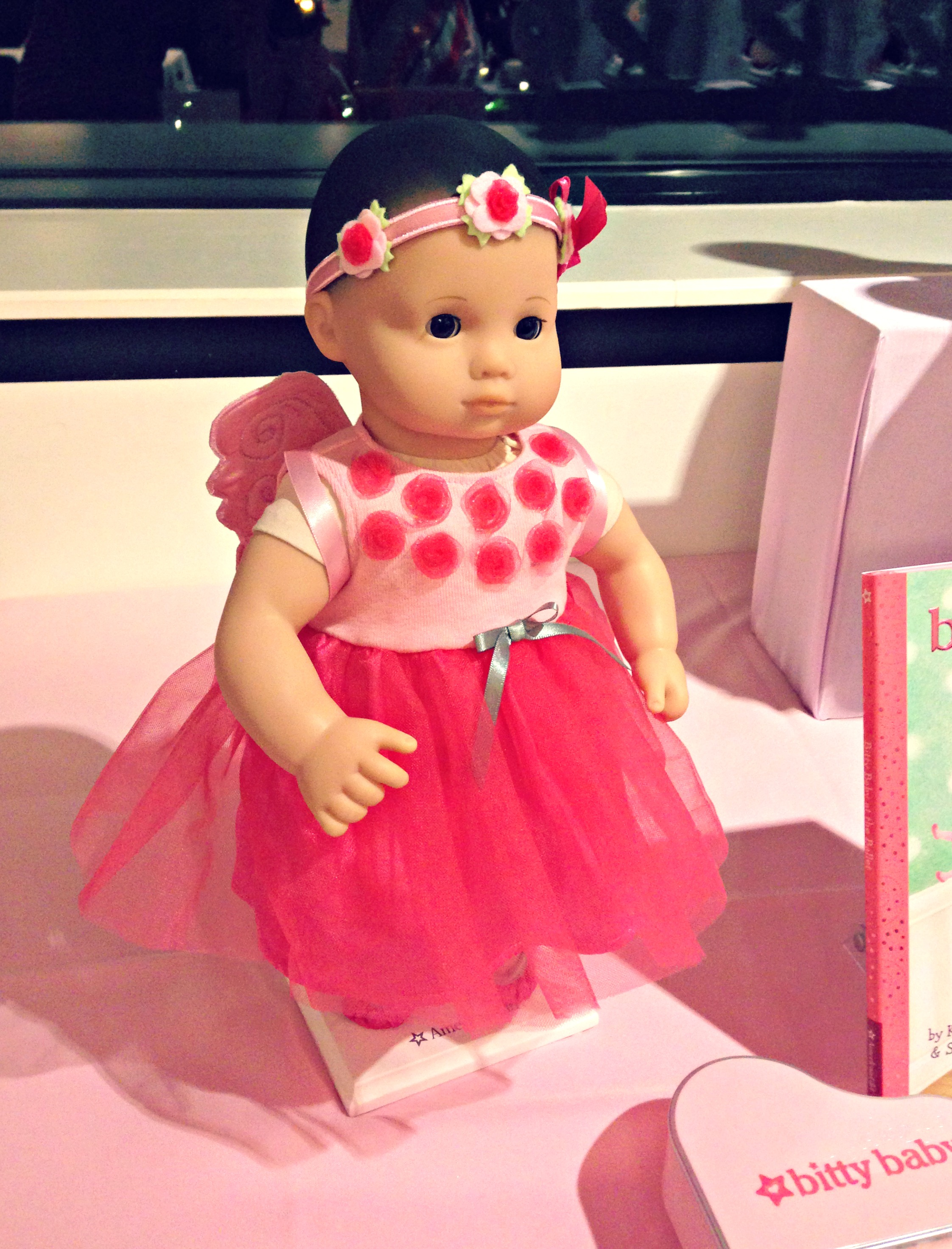 American Girl Relaunches Bitty Baby Line Jenny the Spot
