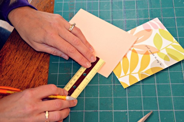 How to make card boxes by @jennyonthespot