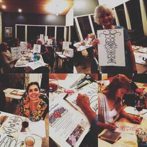 Prescott Athletic Club -Jenny T. Art and Soul Workshop
