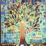 Jenny T. Designs Tree Mosaic Art Workshop