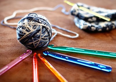 A Little Yarn Can Go a Long Way #MicroblogMondays