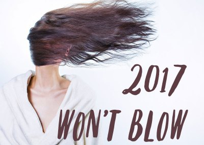 2017 Won't Blow and Here's Why