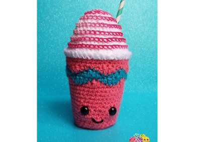 Crochet Unicorn Frappuccino Pattern