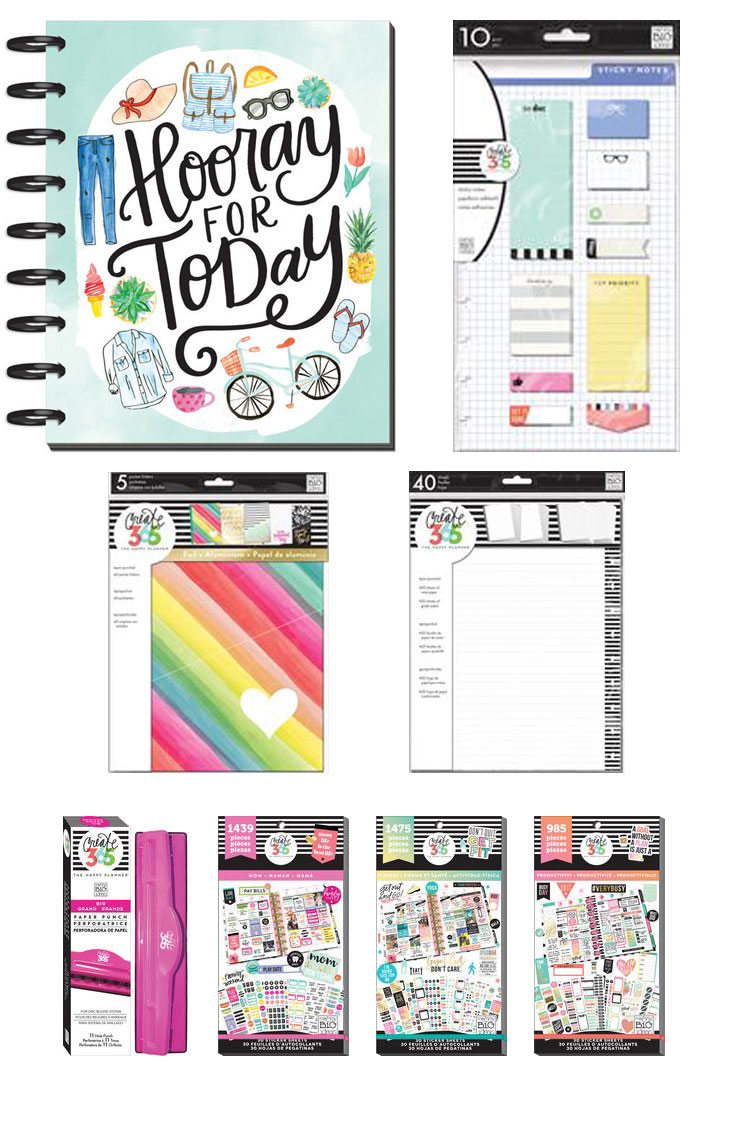 I love my new BIG Happy Planner! Follow along to see how I end up using it.
