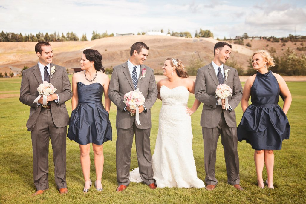 Chambers Bay Wedding, Pacific Northwest Wedding