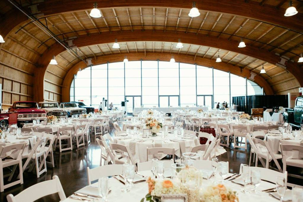 LeMay Museum Wedding, Tacoma Wedding Planner, Tacoma Wedding Flowers
