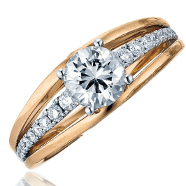 Rose Engagement Ring (2)