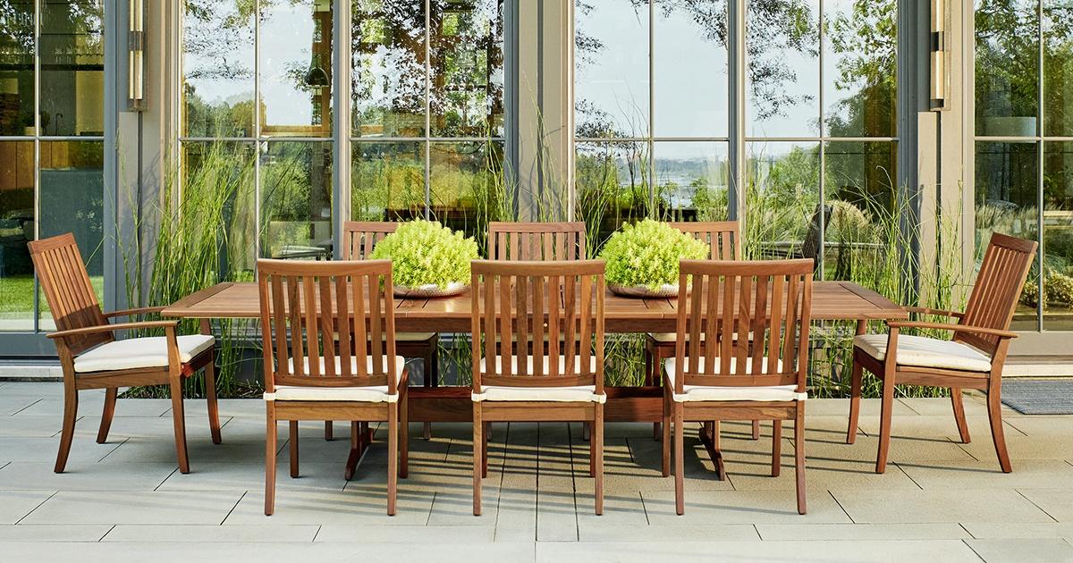 jensen outdoor sustainable luxury