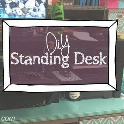 Creating a standing desk for your classroom