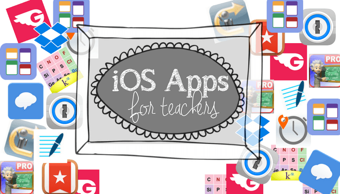 iOS apps for teachers