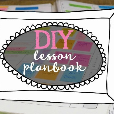 lesson planbook featured image