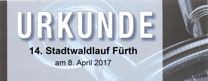 14. Fürther Stadtwaldlauf – Ächz!