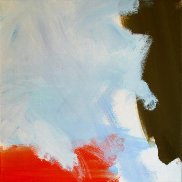 Abstrakt billede, Jens Peter Nielsen
