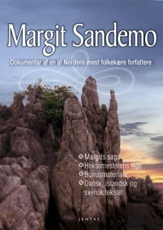 DVD - Margits Saga omslagsbillede