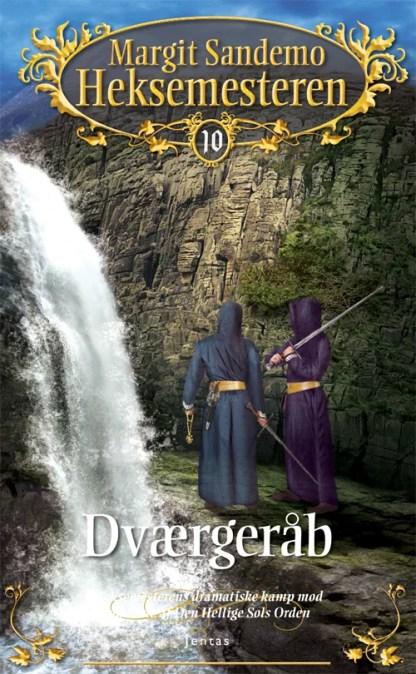 Heksemesteren 10 - Dværgeråb omslagsbillede
