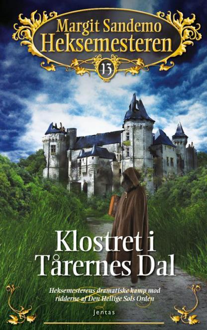Heksemesteren 13 - Klosteret i Tårernes Dal - CD omslagsbillede
