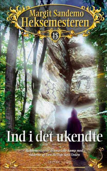 Heksemesteren 15 - Ind i det ukendte - CD omslagsbillede