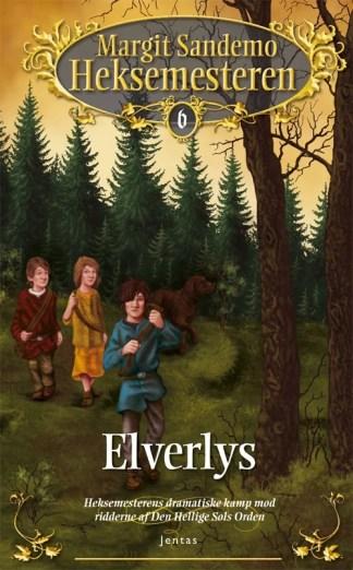 Heksemesteren 06 - Elverlys - CD omslagsbillede