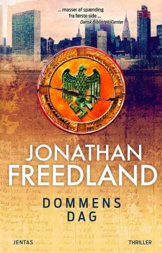 Dommens dag af Jonathan Freedland omslagsbillede