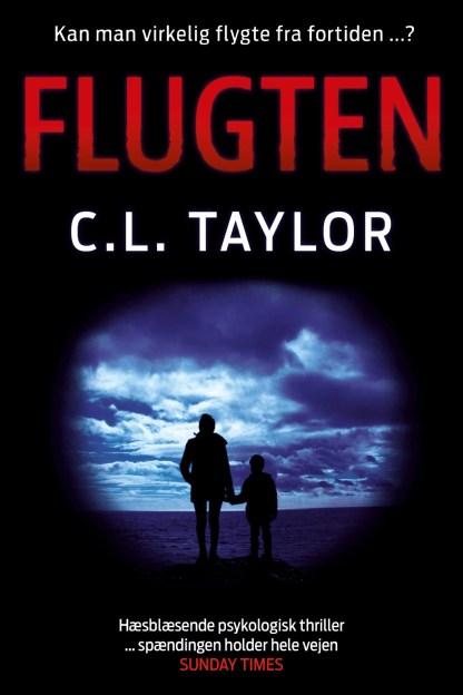 Flugten af C. L. Taylor - CD omslagsbillede