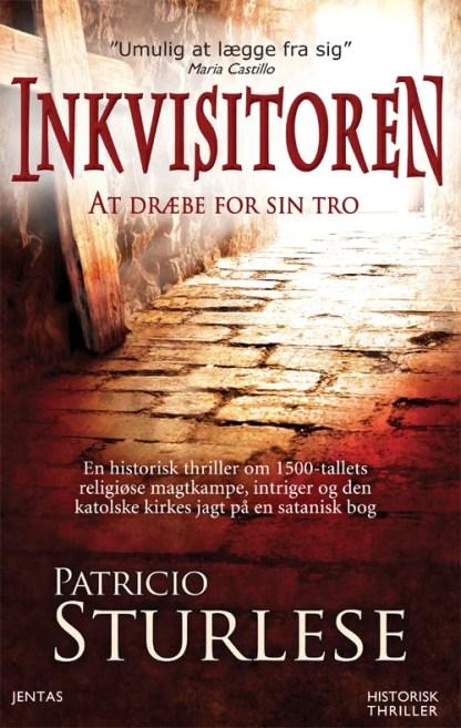 Inkvisitoren - CD omslagsbillede
