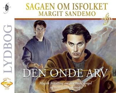 Isfolket 06 - Den onde arv - CD omslagsbillede