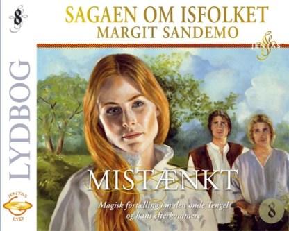 Isfolket 08 - Mistænkt - CD omslagsbillede
