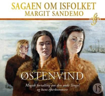 Isfolket 15 - Østenvind - CD omslagsbillede