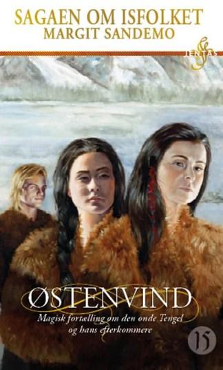 Isfolket 15 - Østenvind - MP3 omslagsbillede