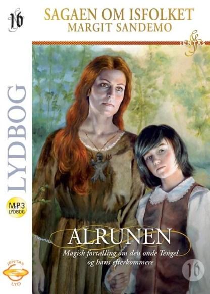 Isfolket 16 - Alrunen - MP3 omslagsbillede