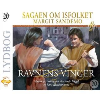 Isfolket 20 - Ravnens vinger - CD omslagsbillede