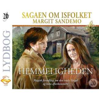 Isfolket 26 - Hemmeligheden - CD omslagsbillede