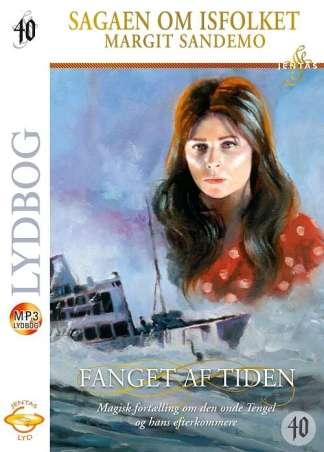 Isfolket 40 - Fanget af tiden - CD omslagsbillede