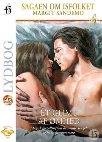 Isfolket 43 - Et glimt af ømhed - CD omslagsbillede