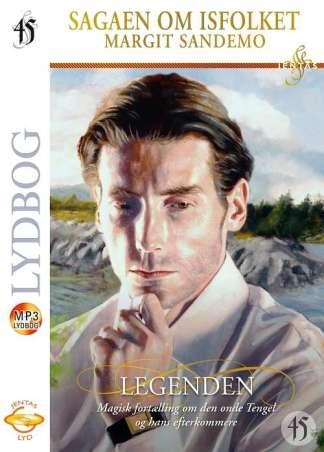 Isfolket 45 - Legenden - CD omslagsbillede